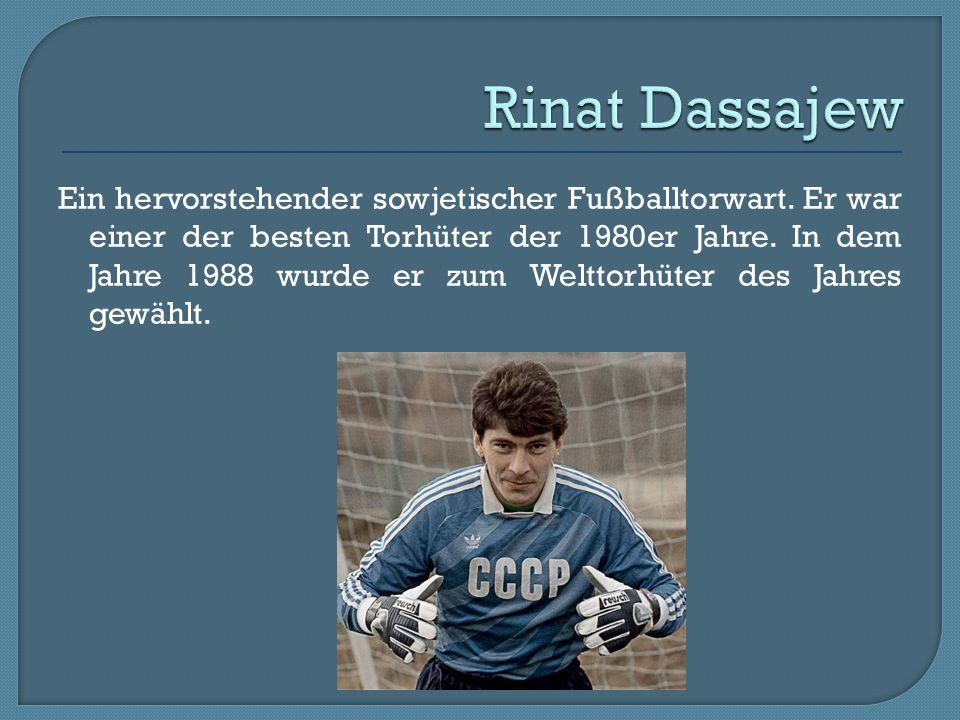 Rinat Dassajew
