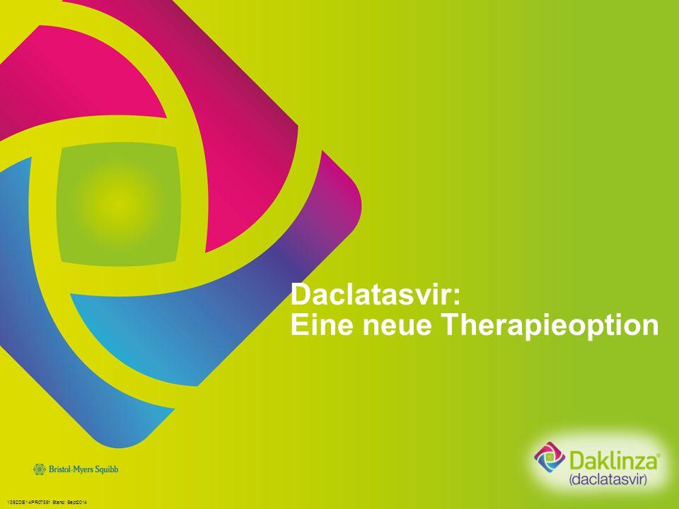 Daclatasvir: Eine neue Therapieoption