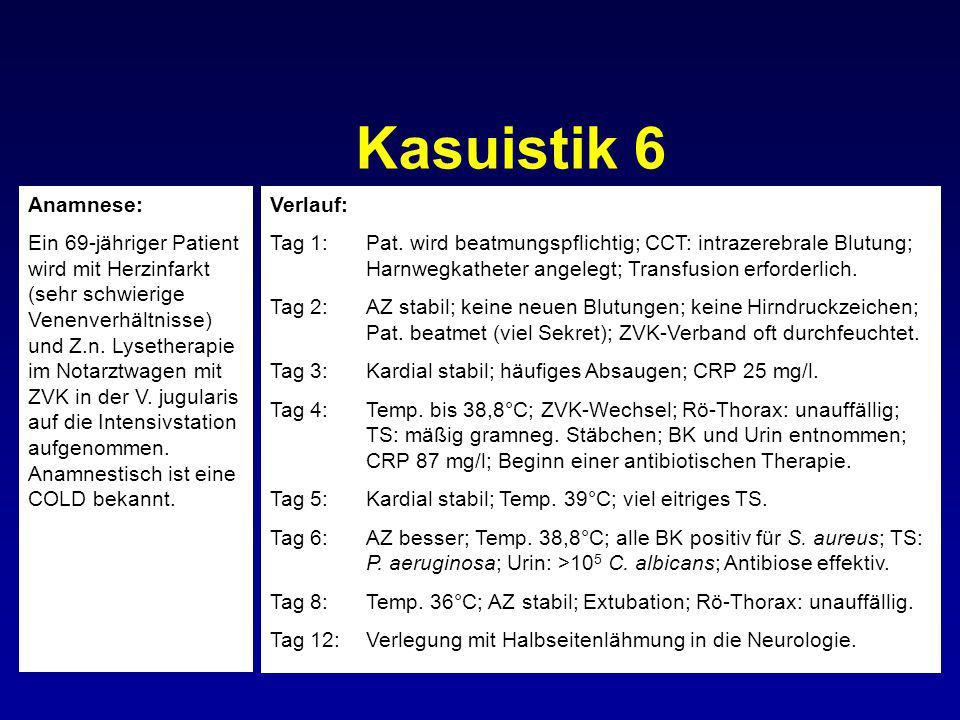 Kasuistik 6 Anamnese: