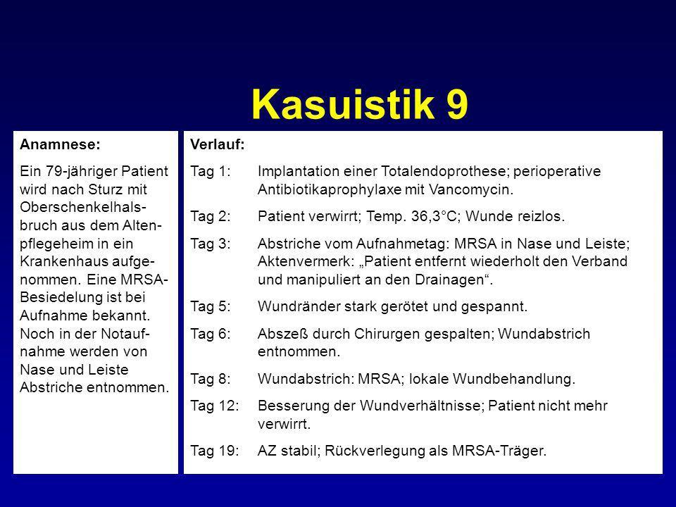 Kasuistik 9 Anamnese: