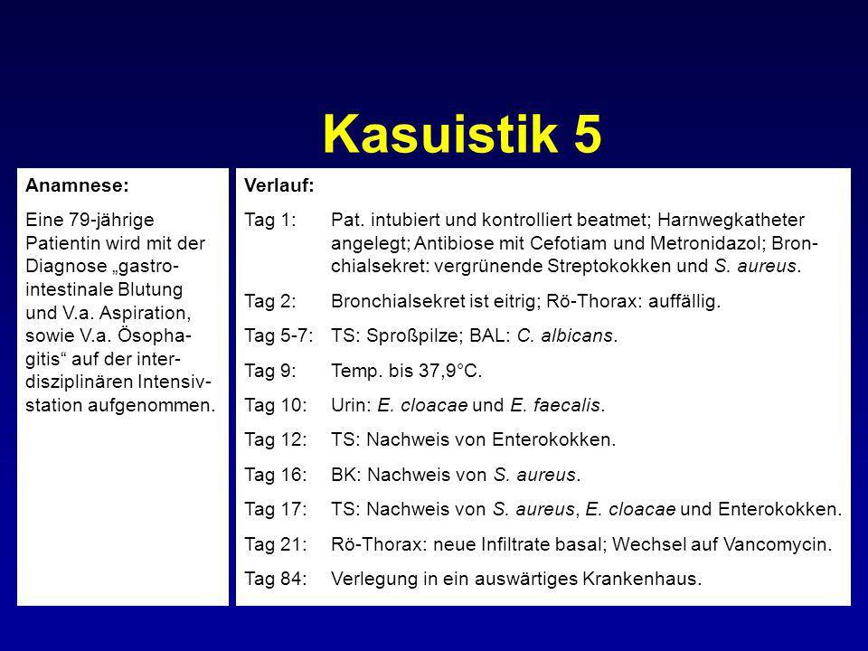 Kasuistik 5 Anamnese: