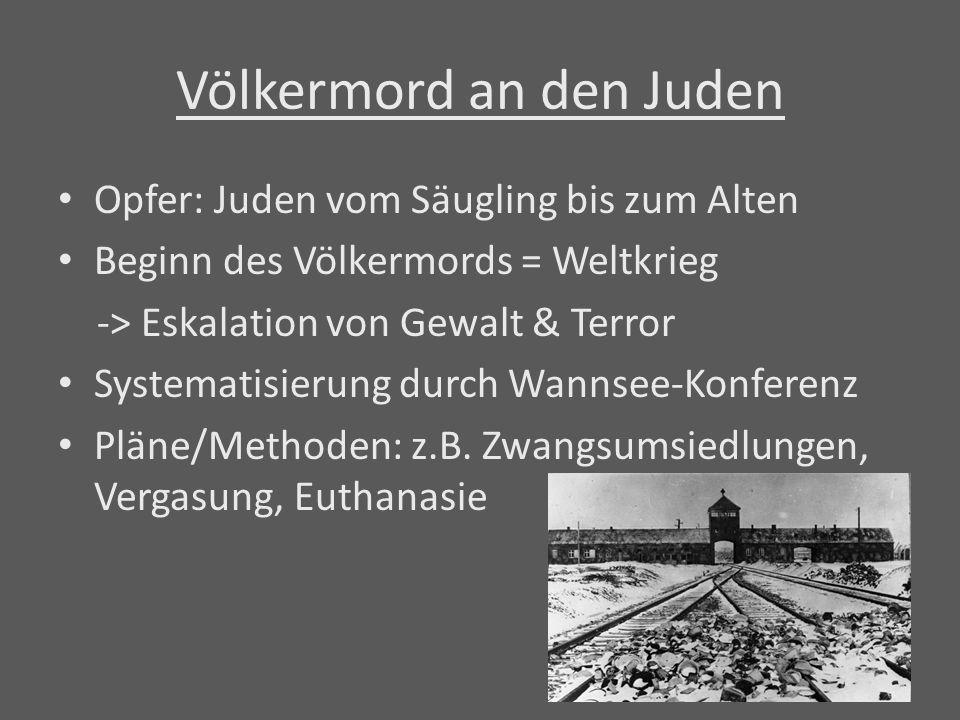 Völkermord an den Juden