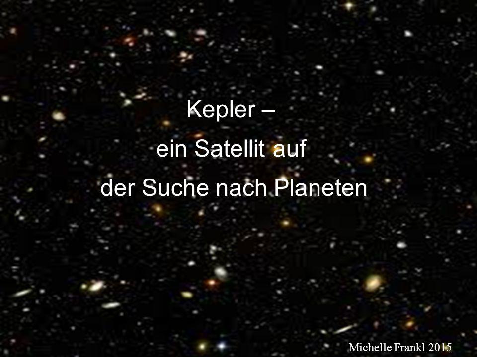 der Suche nach Planeten