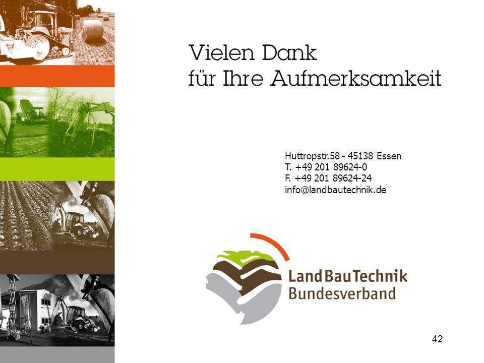 Huttropstr. 58 - 45138 Essen T. +49 201 89624-0 F