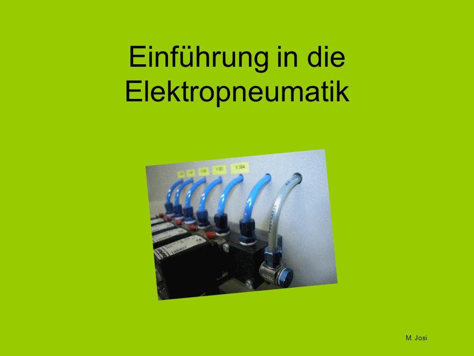 Einführung in die Elektropneumatik