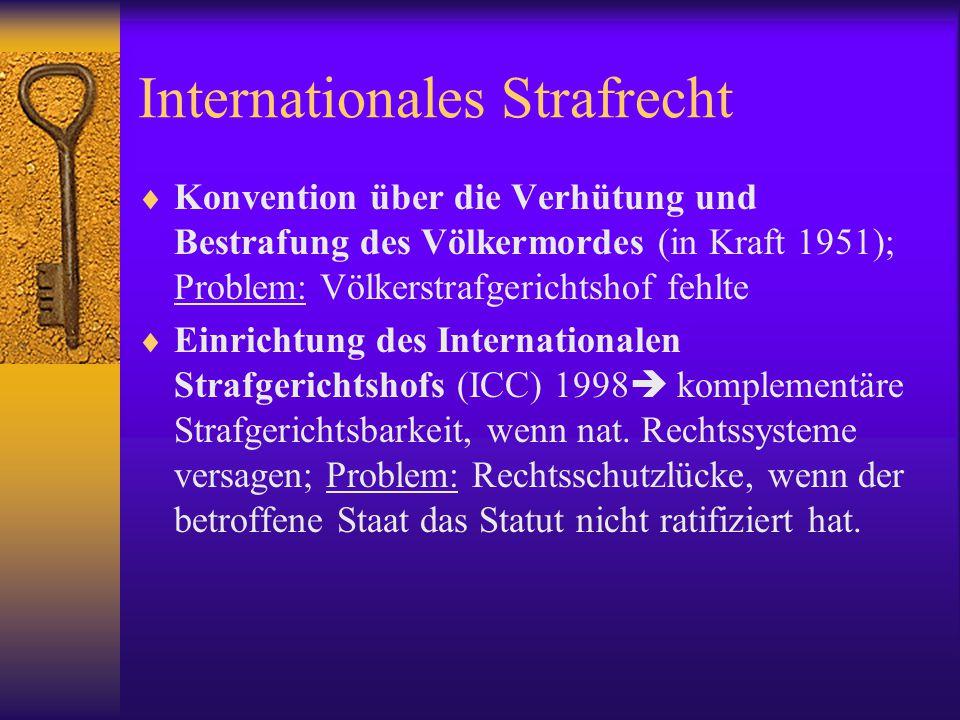 Internationales Strafrecht
