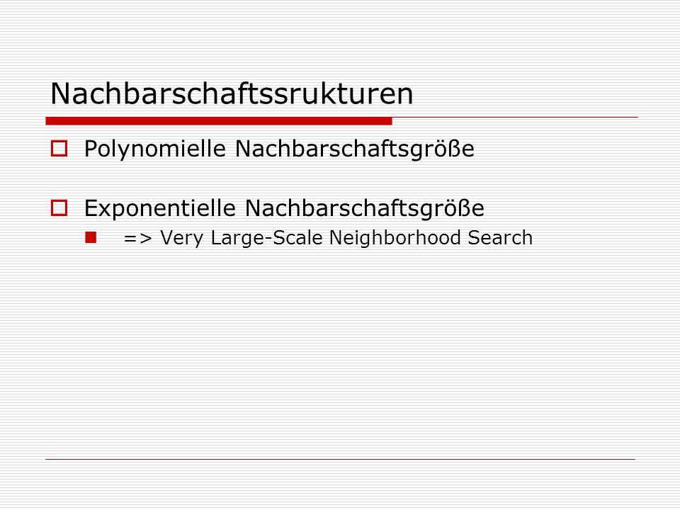 Nachbarschaftssrukturen
