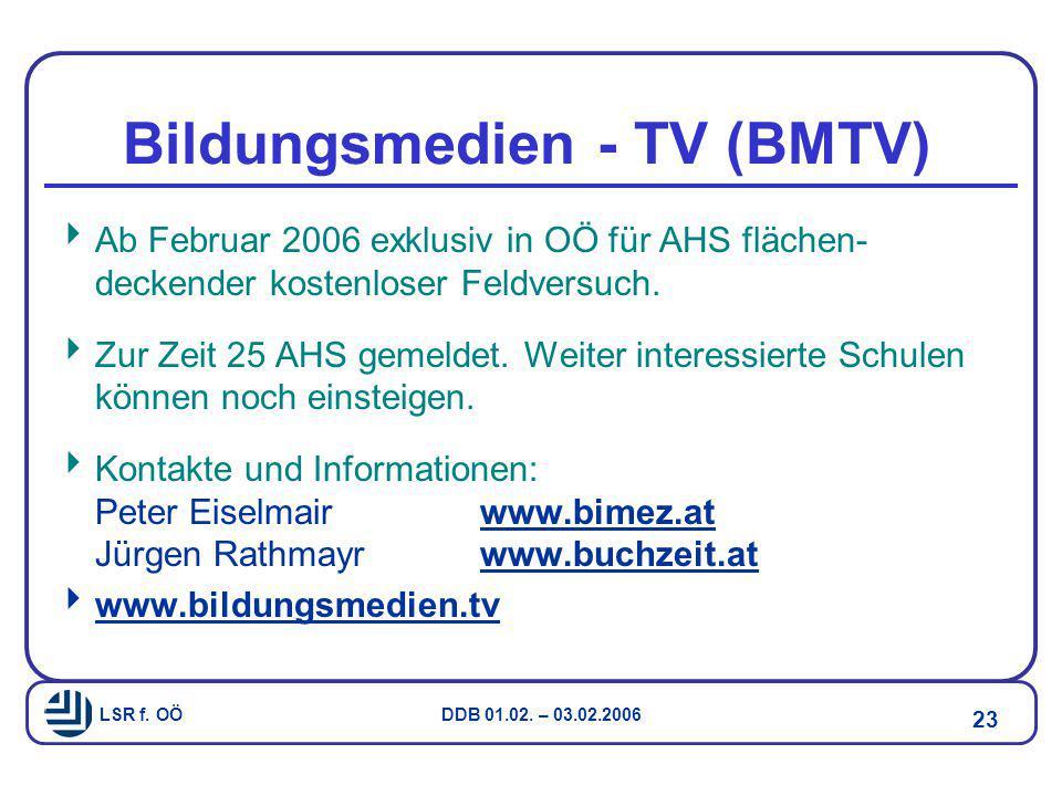 Bildungsmedien - TV (BMTV)