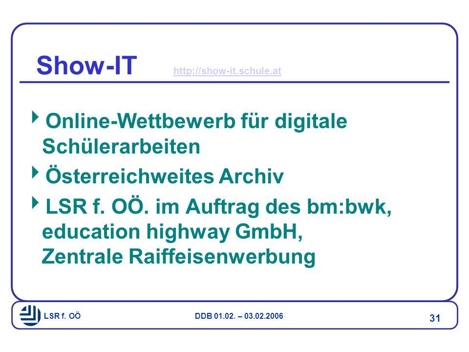 Show-IT http://show-it.schule.at