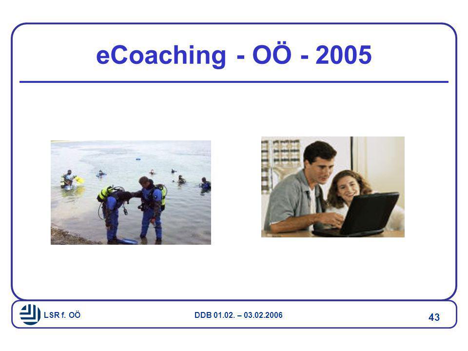 eCoaching - OÖ - 2005