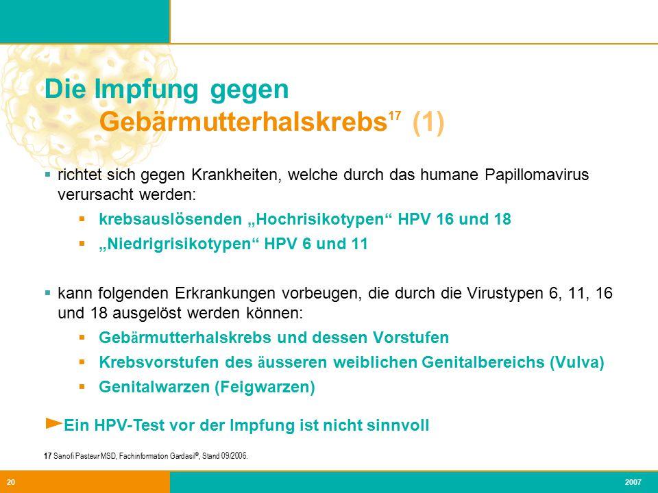 Die Impfung gegen Gebärmutterhalskrebs17 (1)