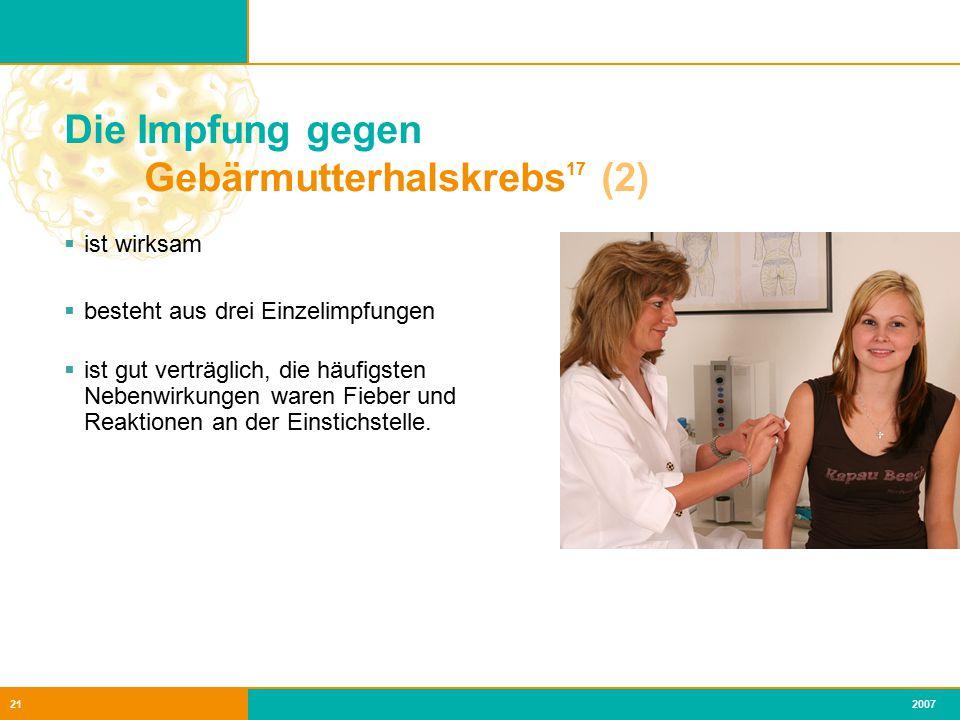 Die Impfung gegen Gebärmutterhalskrebs17 (2)