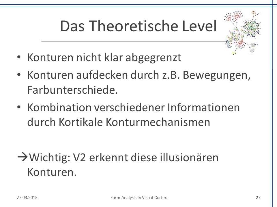 Das Theoretische Level