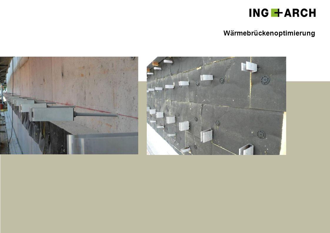 Wärmebrückenoptimierung