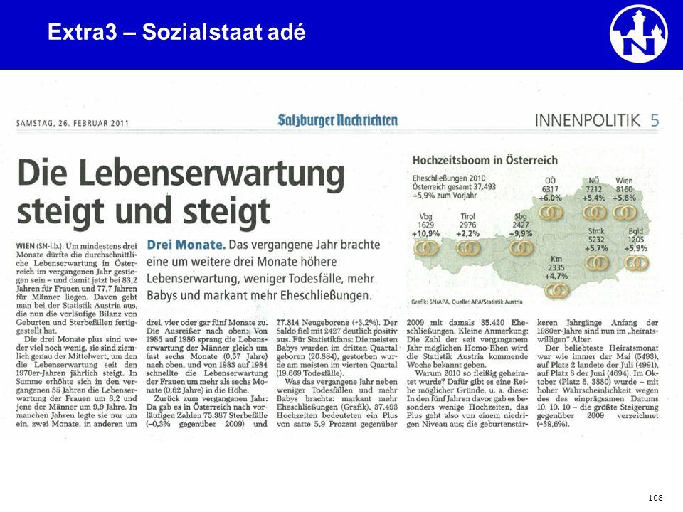 Extra3 – Sozialstaat adé