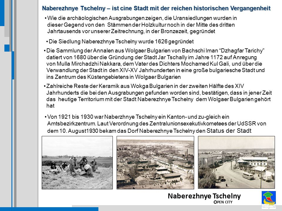 Naberezhnye Tschelny OPEN CITY