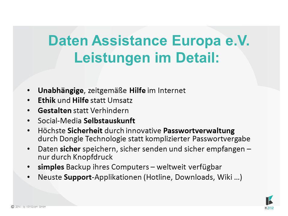 Daten Assistance Europa e.V.