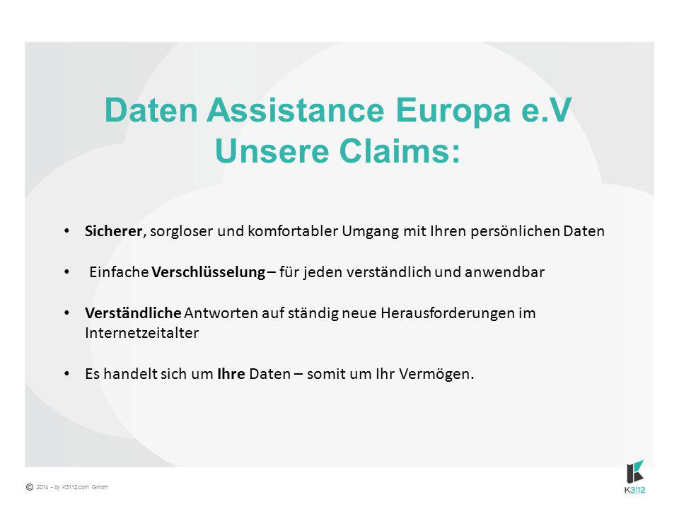 Daten Assistance Europa e.V