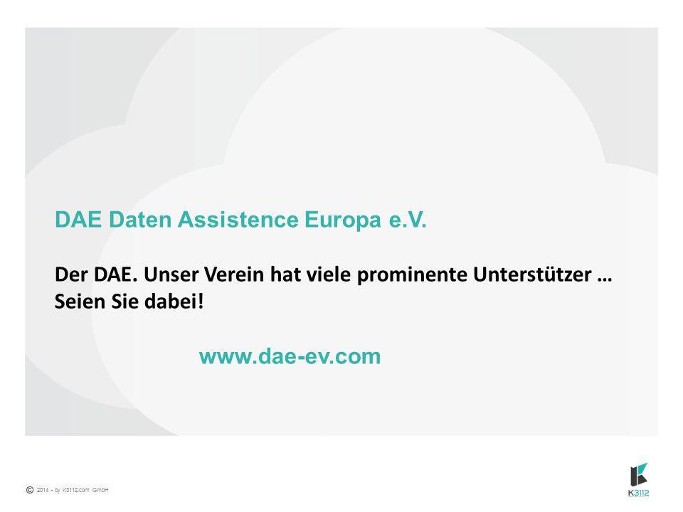 DAE Daten Assistence Europa e.V.