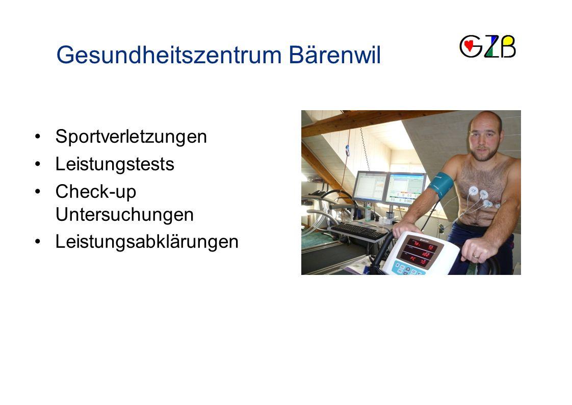 Gesundheitszentrum Bärenwil