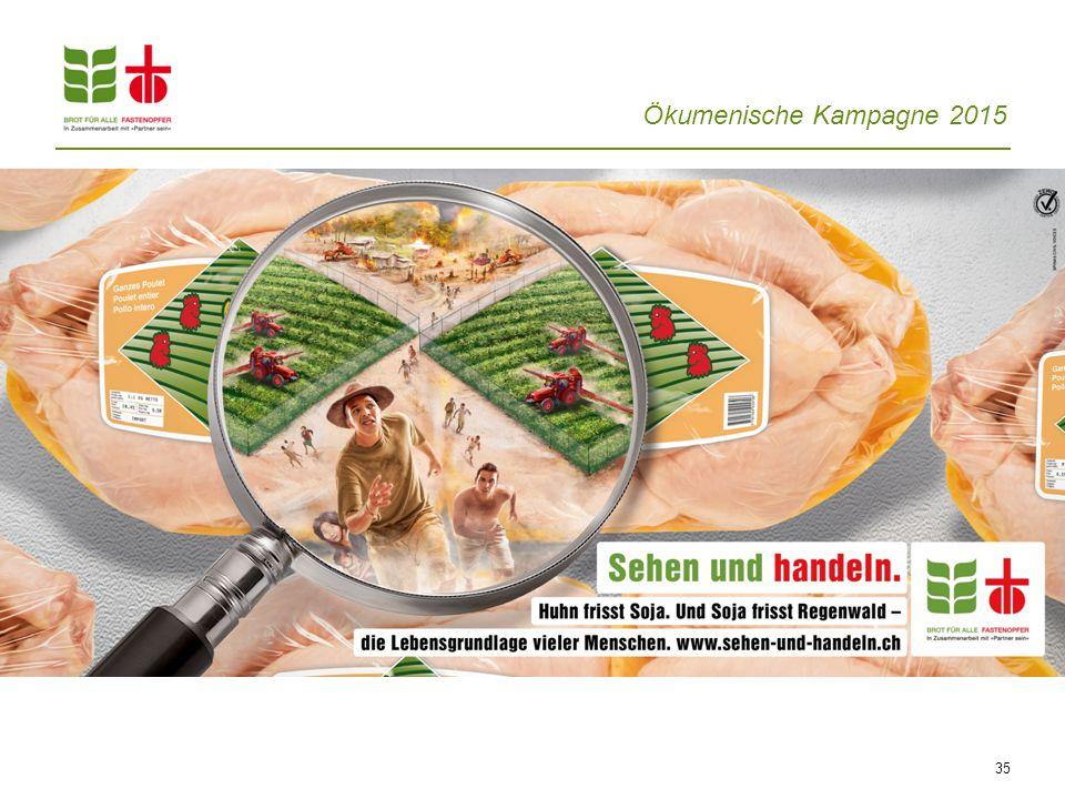 Das Poulet unter der Lupe zeigt, wie Fleischproduktion und Fleischkonsum zu Landvertreibung und Zerstörung des Regenwaldes führen.