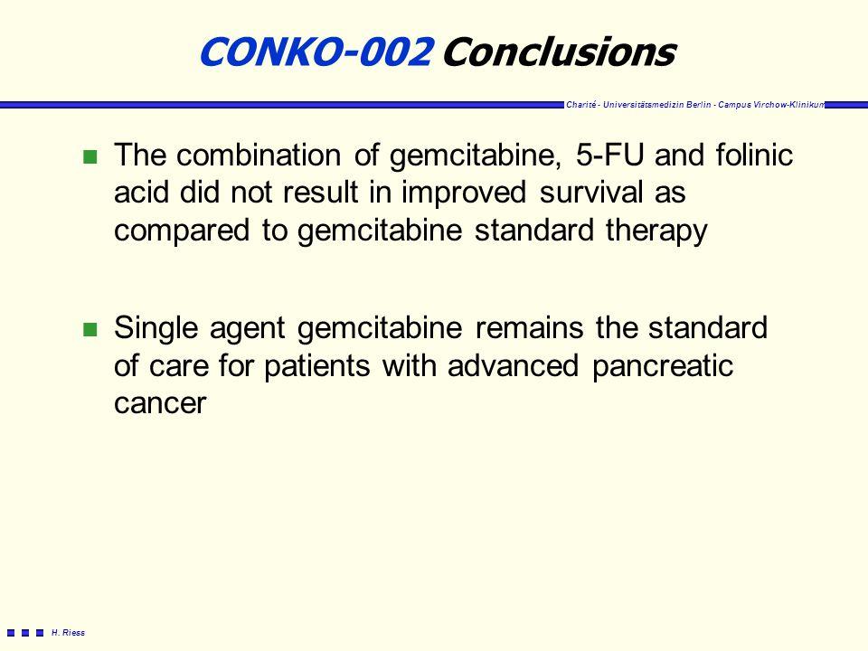 CONKO-002 Conclusions