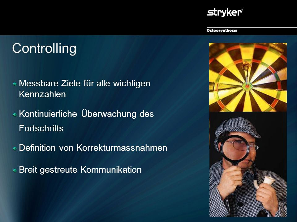 Stryker Selzach Produktions Methodik
