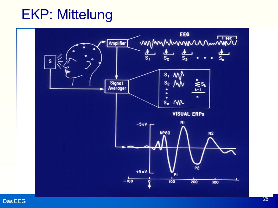 EKP: Mittelung