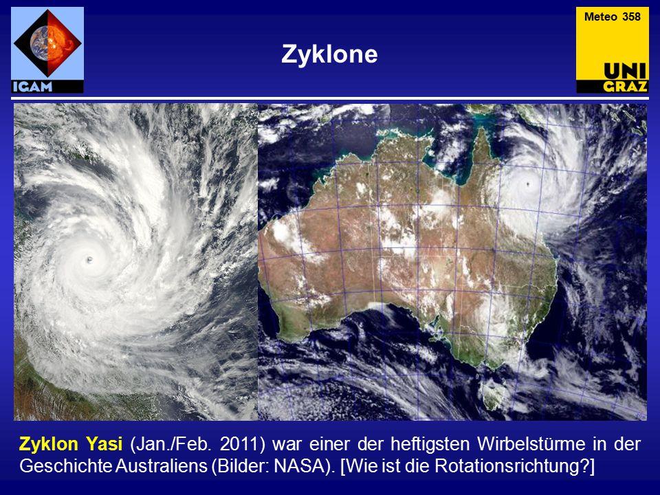 Meteo 358 Zyklone.