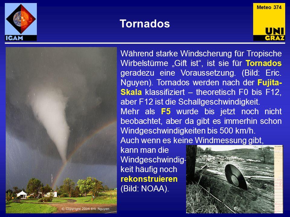 Meteo 374 Tornados.