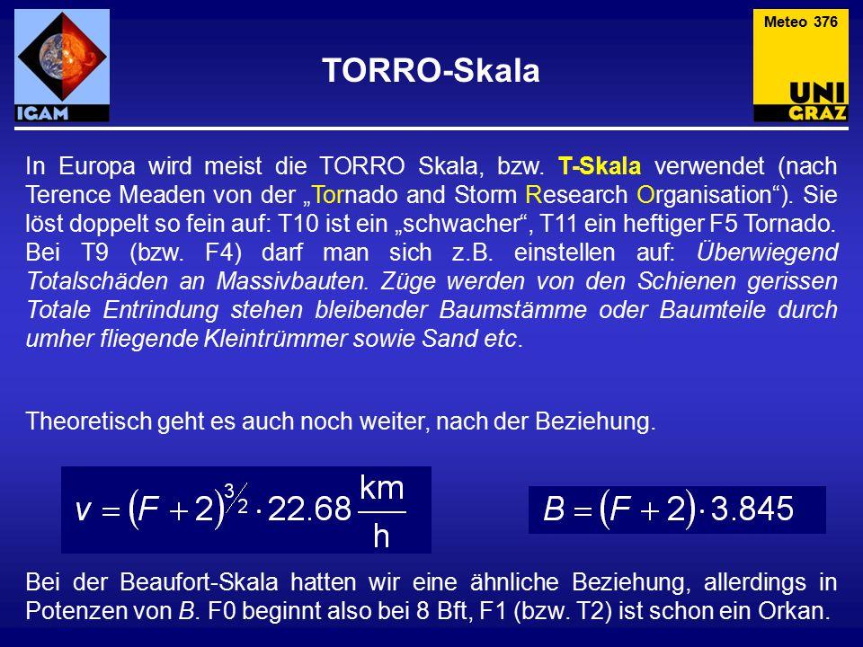 Meteo 376 TORRO-Skala.