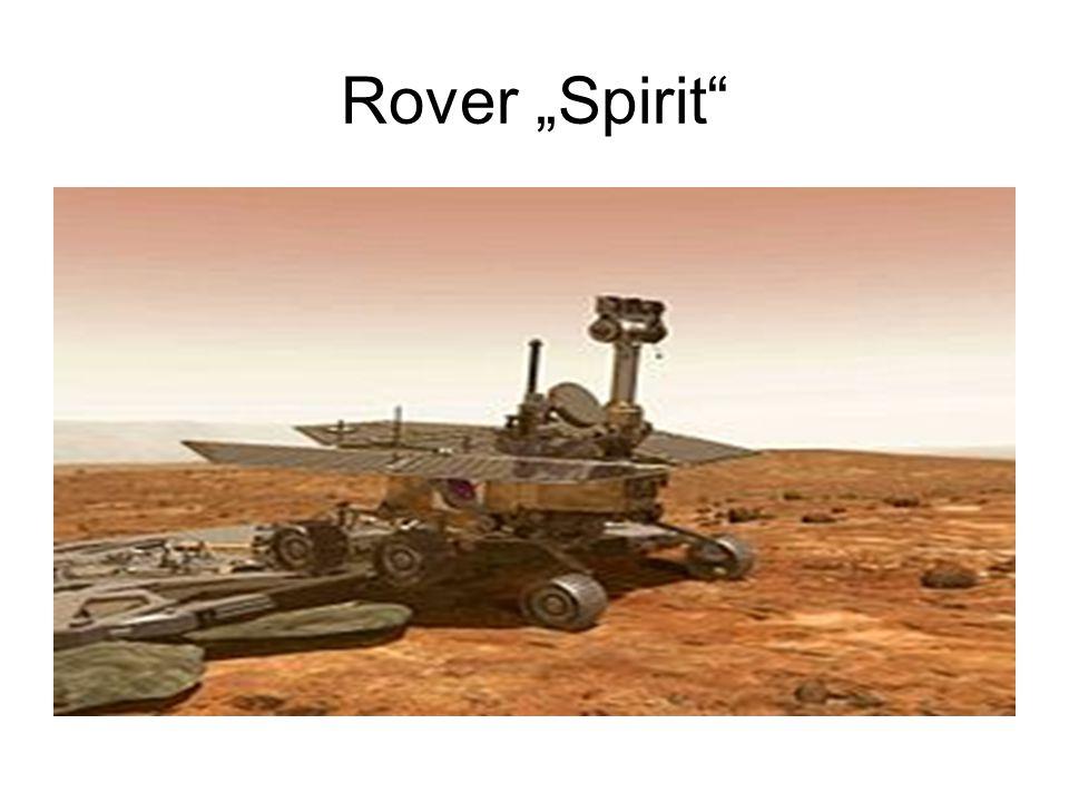 """Rover """"Spirit"""