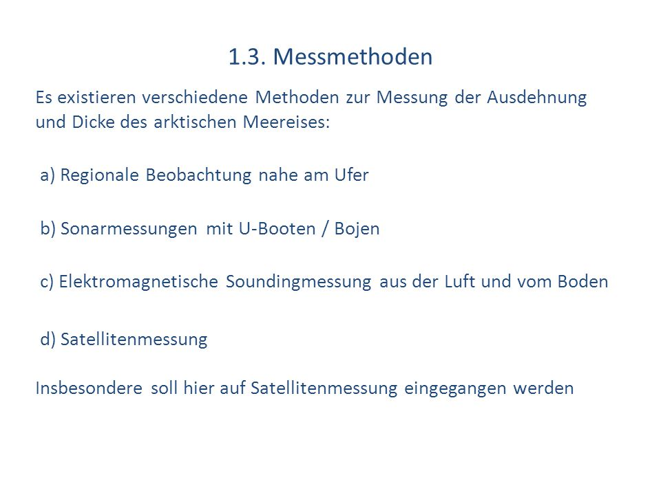 1.3. Messmethoden