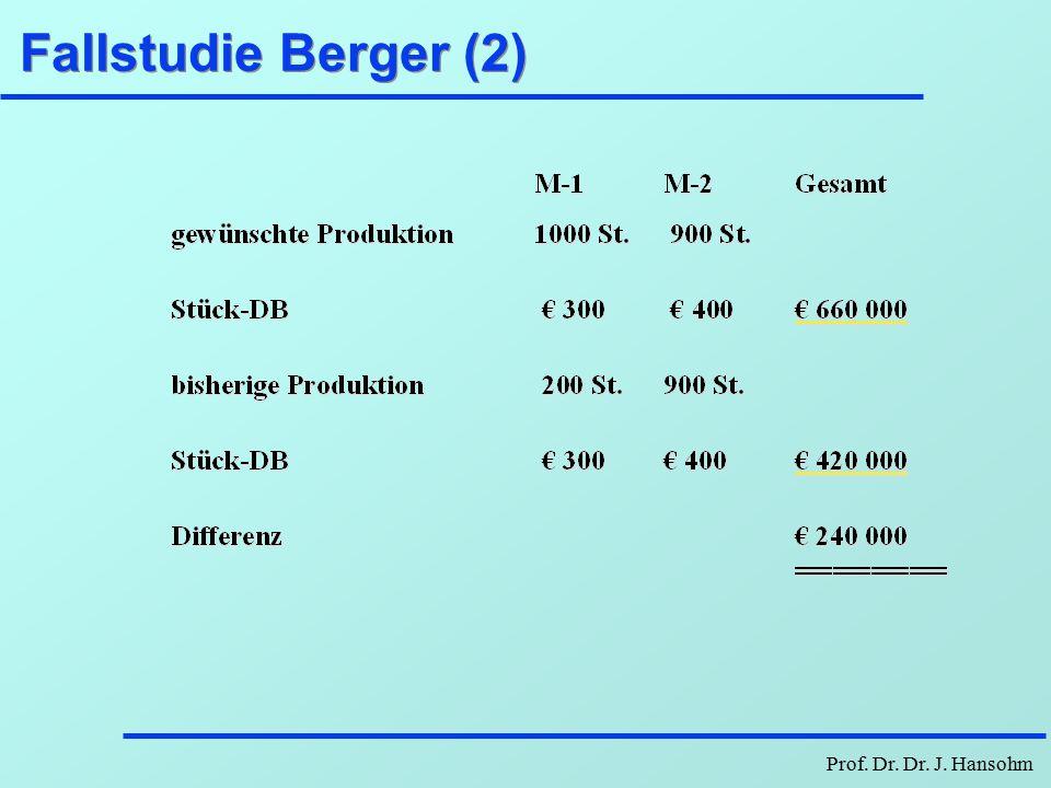 Fallstudie Berger (2)