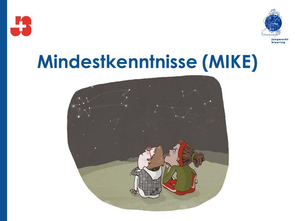Mindestkenntnisse (MIKE)