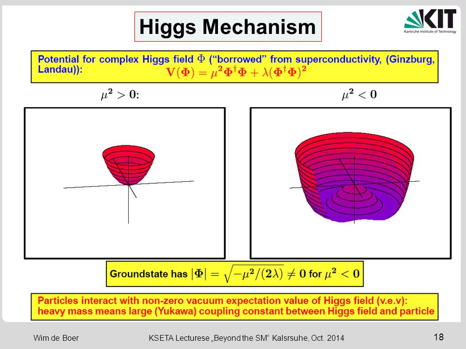 Higgs Mechanism