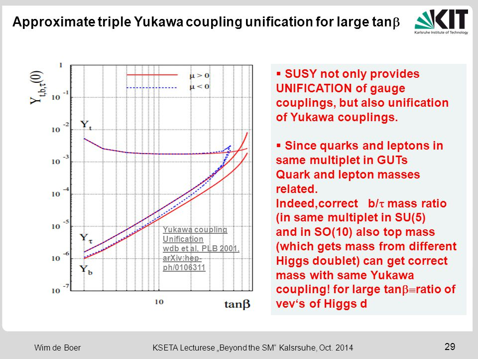 Approximate triple Yukawa coupling unification for large tan