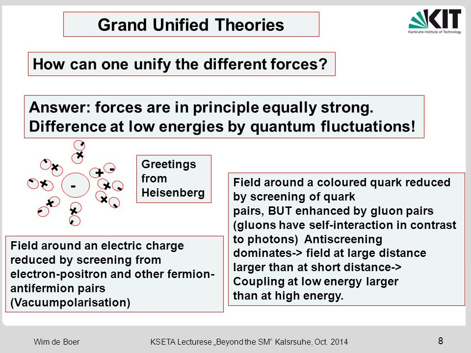 Grand Unified Theories