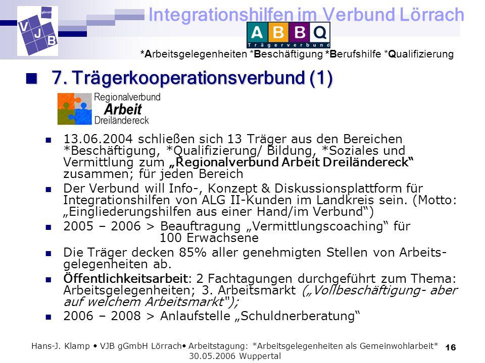 7. Trägerkooperationsverbund (1)