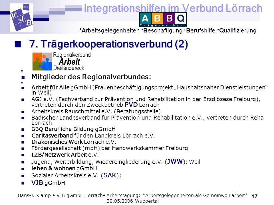 7. Trägerkooperationsverbund (2)