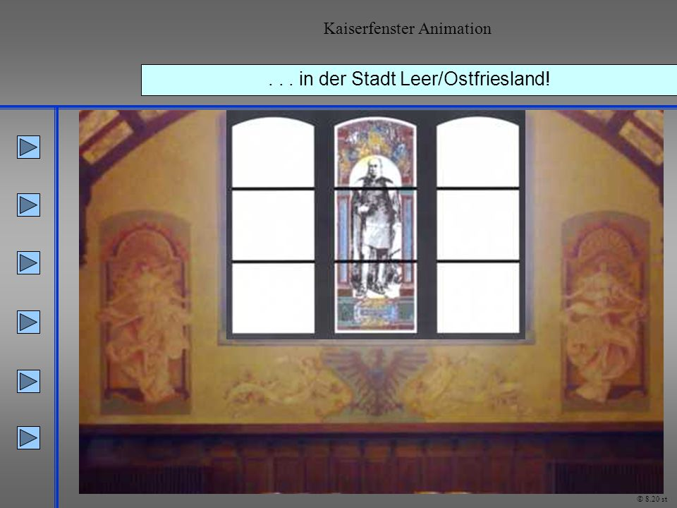 Kaiserfenster Animation