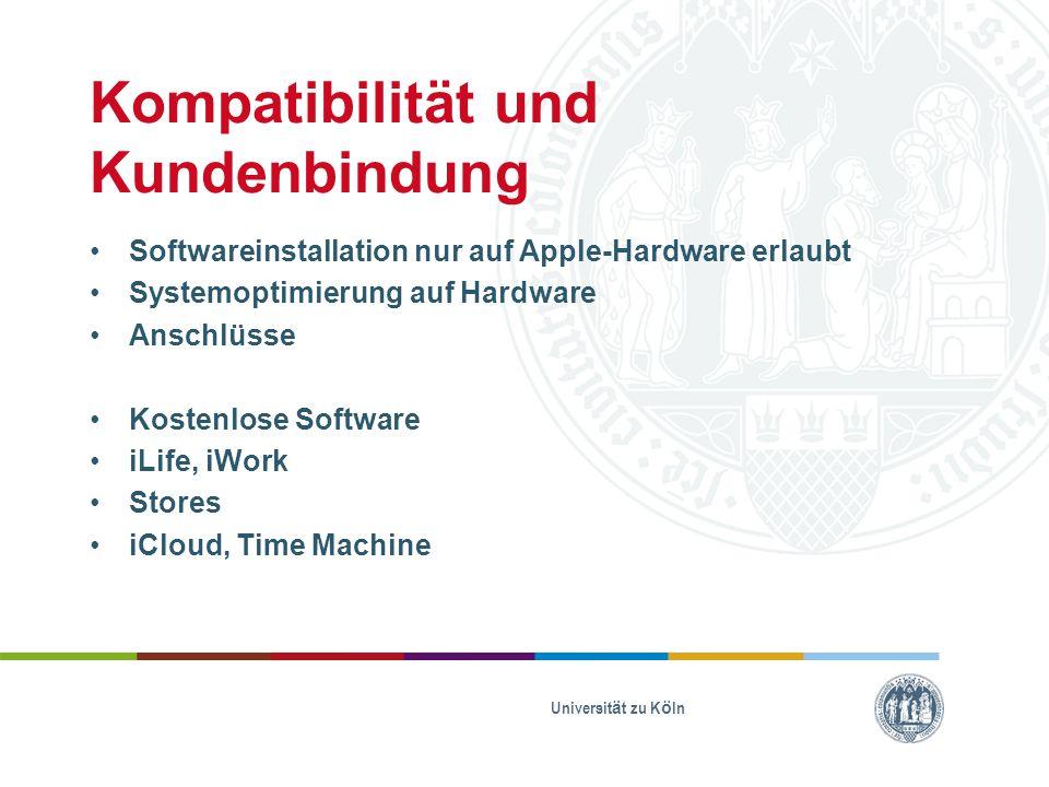Kompatibilität und Kundenbindung