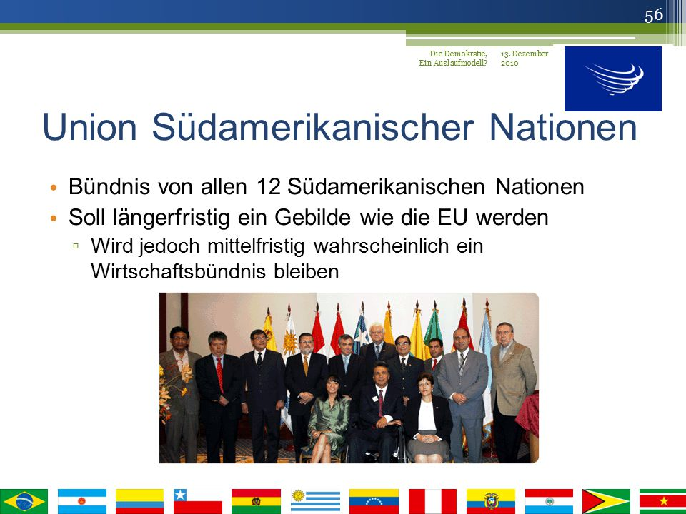 Union Südamerikanischer Nationen