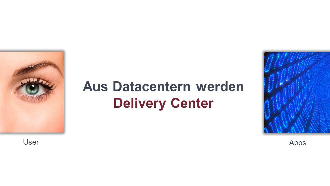 Aus Datacentern werden Delivery Center