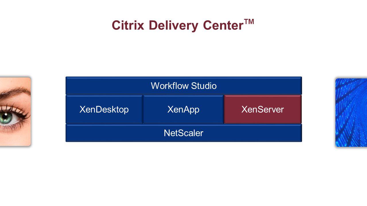 Citrix Delivery CenterTM