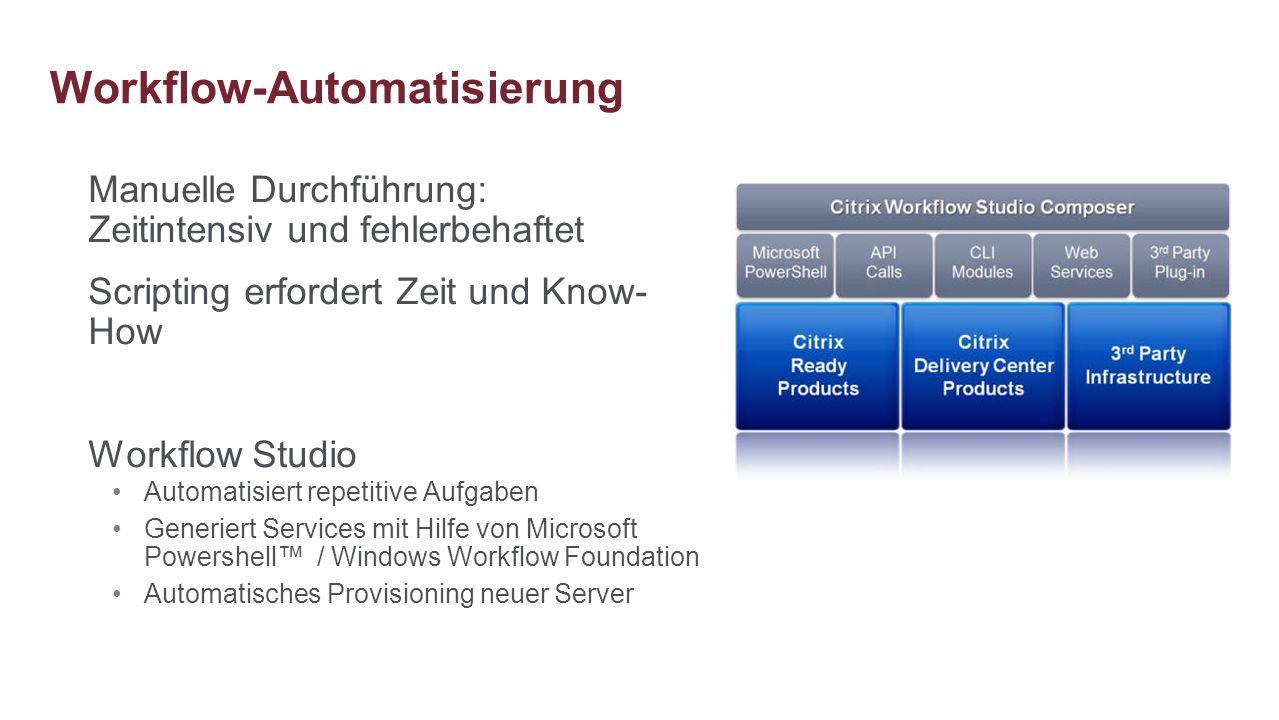 Workflow-Automatisierung