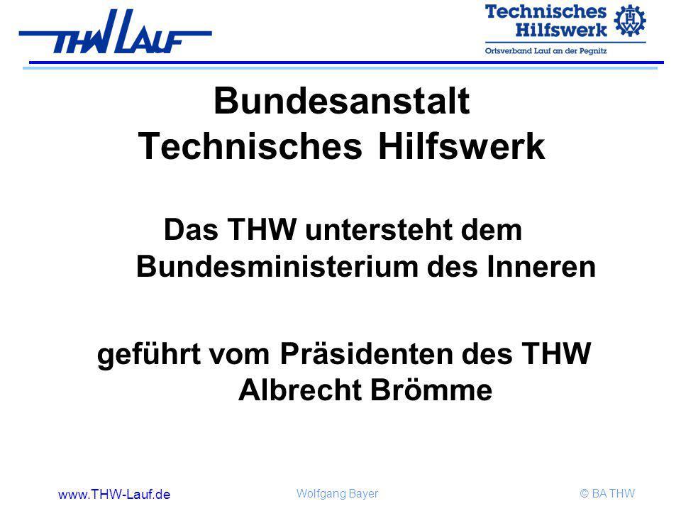 Bundesanstalt Technisches Hilfswerk