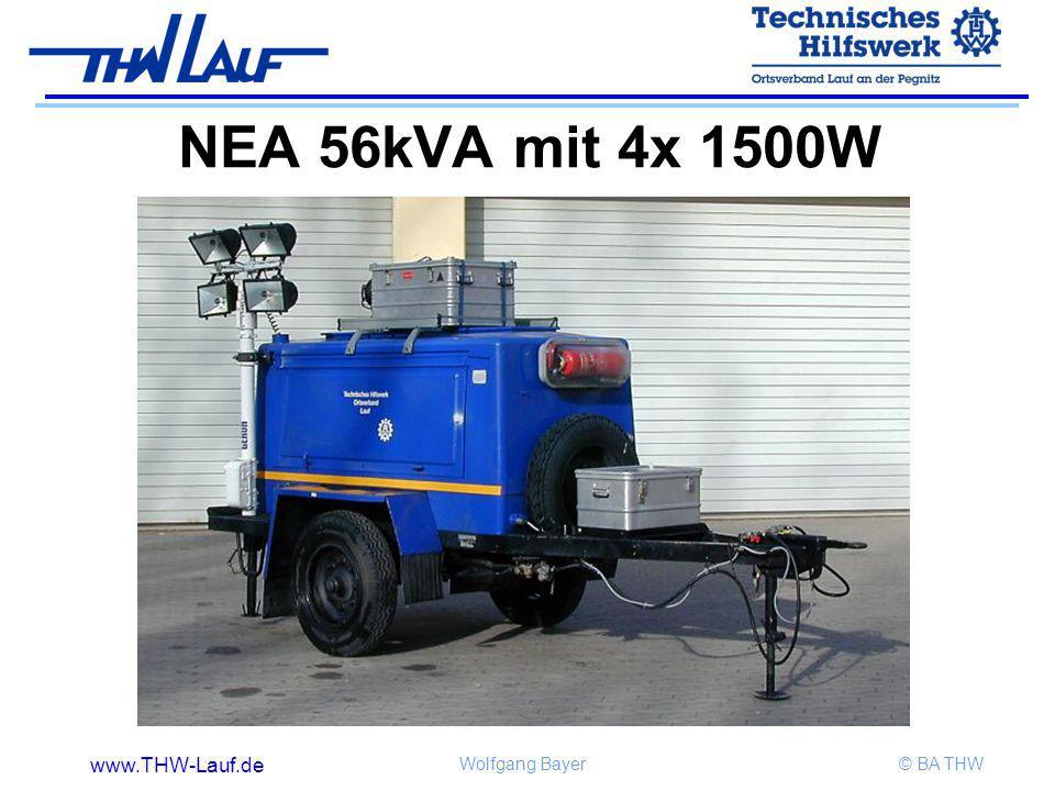 NEA 56kVA mit 4x 1500W