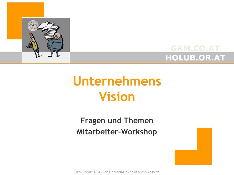 Fragen und Themen Mitarbeiter-Workshop
