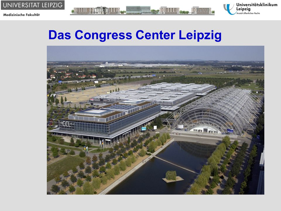 Das Congress Center Leipzig
